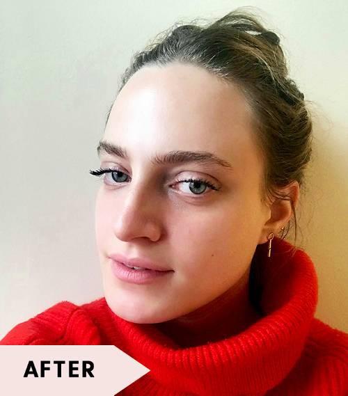 Thử loại mascara có giá cực bình dân, cô nàng này nhận được kết quả mi đẹp như nối - Ảnh 5.