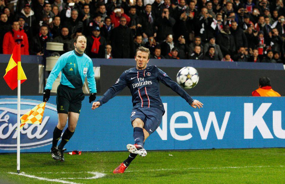 Chiều vợ dịp Valentine, Beckham sẽ không sang Madrid xem đại chiến ở Champions League - Ảnh 2.