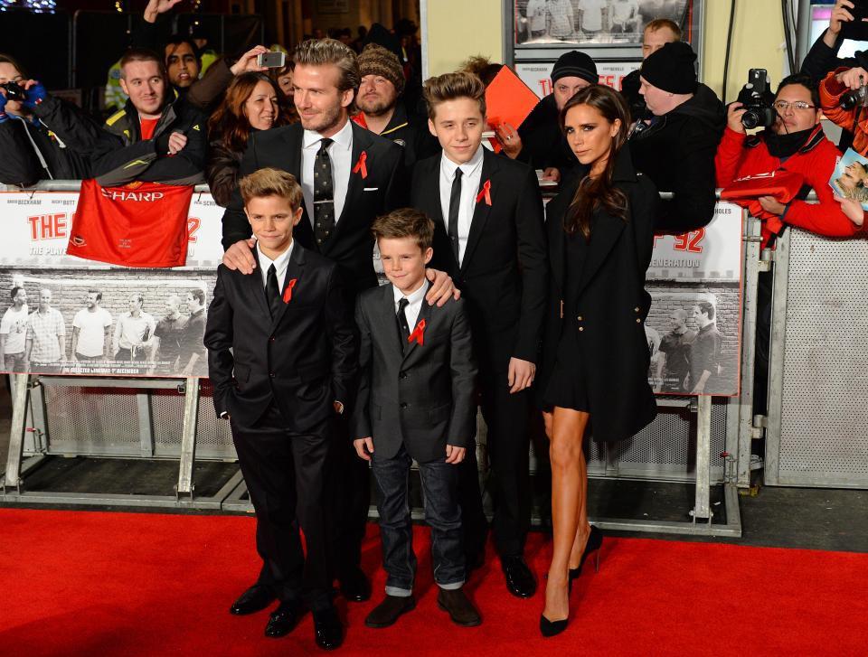 Chiều vợ dịp Valentine, Beckham sẽ không sang Madrid xem đại chiến ở Champions League - Ảnh 3.