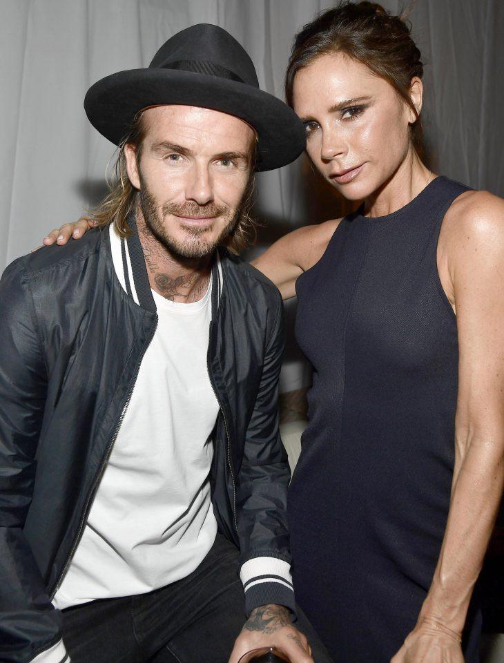 Chiều vợ dịp Valentine, Beckham sẽ không sang Madrid xem đại chiến ở Champions League - Ảnh 1.