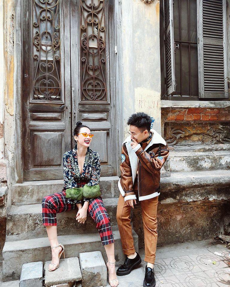 Phải công nhận, Hà Hồ lên đồ street style chuẩn không kém sao ngoại như Selena, Park Shin Hye... - Ảnh 6.