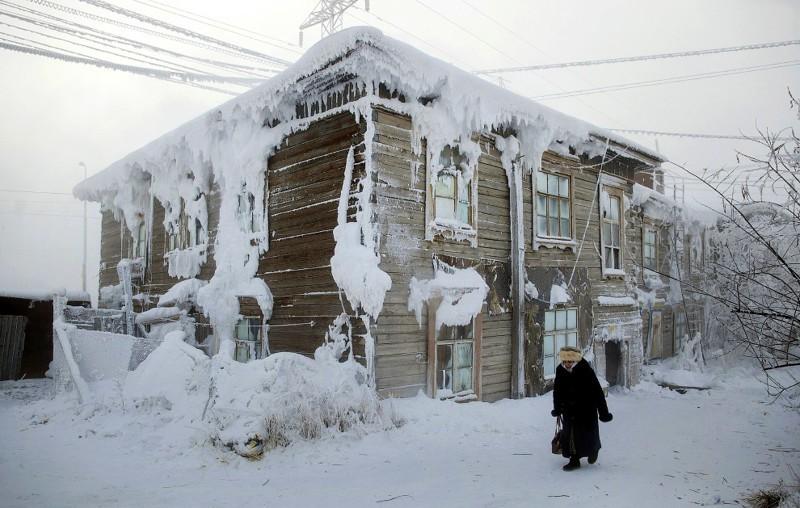 Cuộc sống của du học sinh Việt duy nhất ở nơi lạnh nhất thế giới, suốt mùa đông nhiệt độ -40, -50 độ C - Ảnh 8.