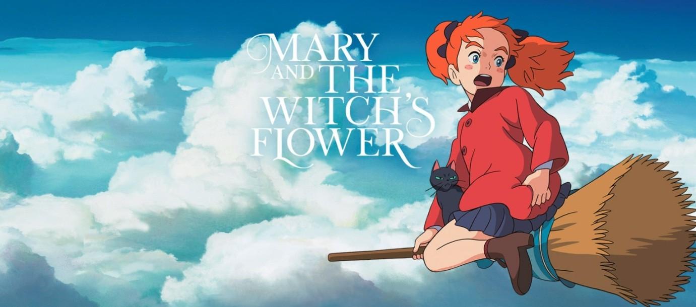 Mary and The Witchs Flower – Bông hoa mới chớm nở của Studio Ponoc - Ảnh 1.