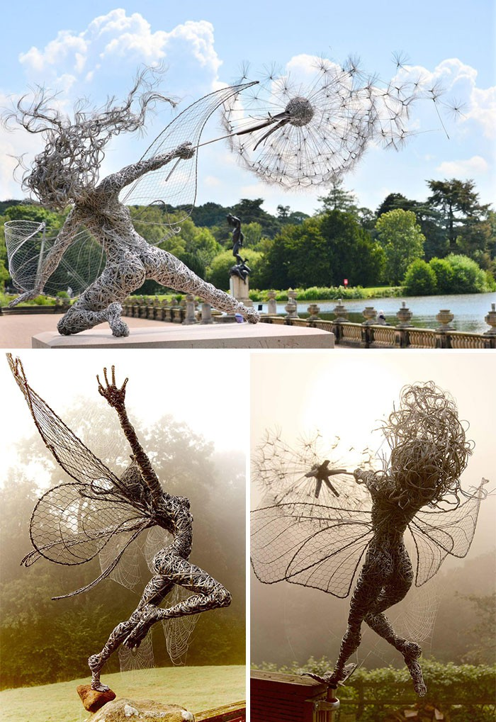 16 công trình điêu khắc ảo diệu khiến bạn tưởng lực hấp dẫn không còn tồn tại - Ảnh 3.