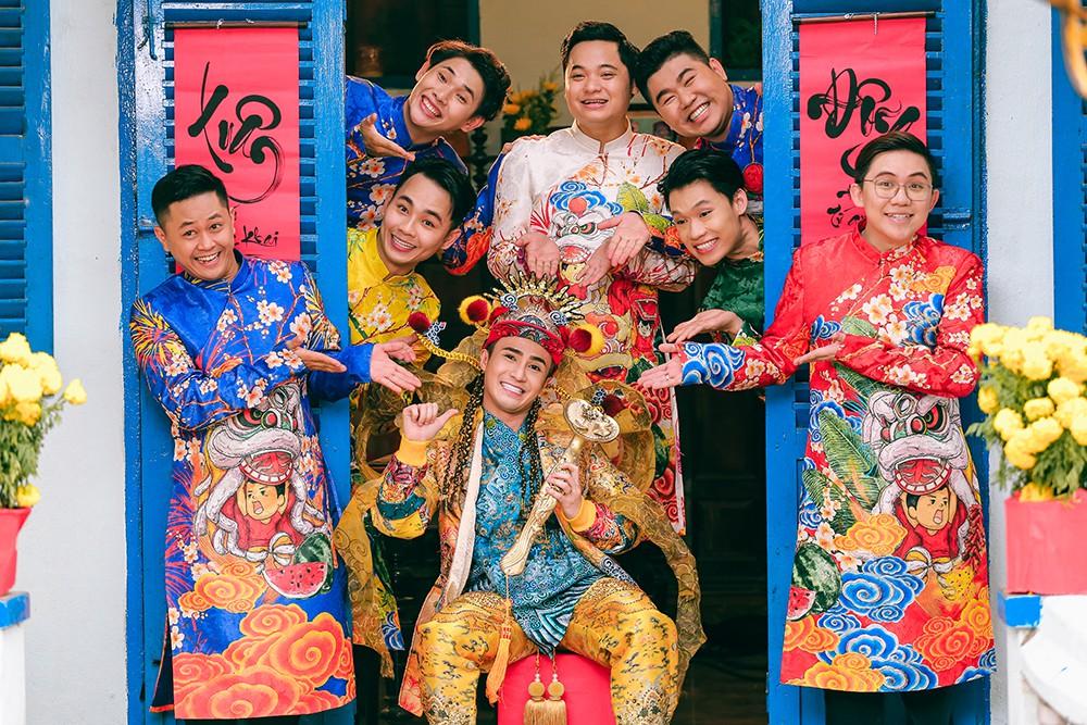 Huỳnh Lập ra mắt sản phẩm ca nhạc thực thụ đầu tiên, bác bỏ định kiến chỉ biết làm MV parody - Ảnh 4.