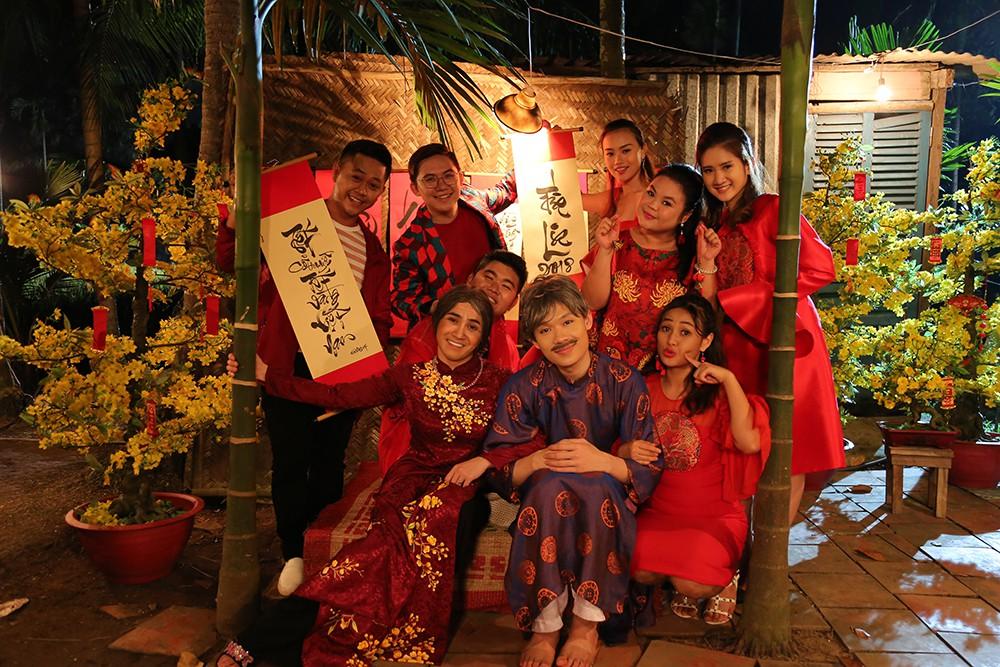 Huỳnh Lập ra mắt sản phẩm ca nhạc thực thụ đầu tiên, bác bỏ định kiến chỉ biết làm MV parody - Ảnh 6.