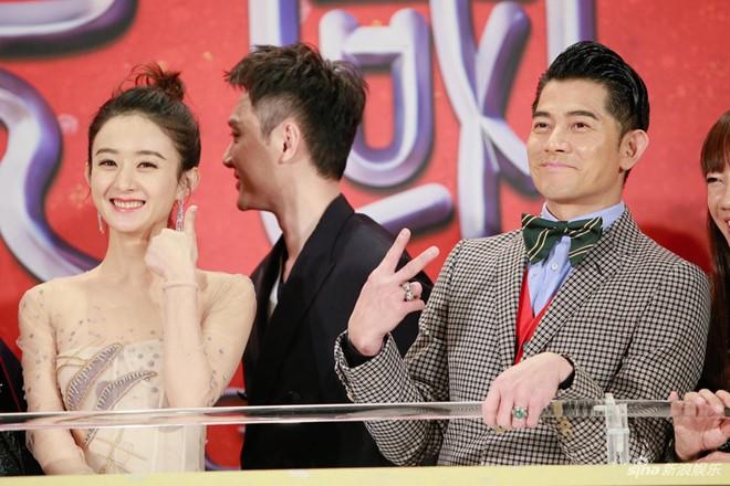 Quách Phú Thành bất ngờ xác nhận Triệu Lệ Dĩnh thực sự đang hẹn hò với Đường Tăng Phùng Thiệu Phong - Ảnh 3.