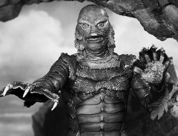 Thủy quái Đầm lầy đen - Phiên bản lỗi của chàng người cá gợi tình trong The Shape of Water - Ảnh 1.