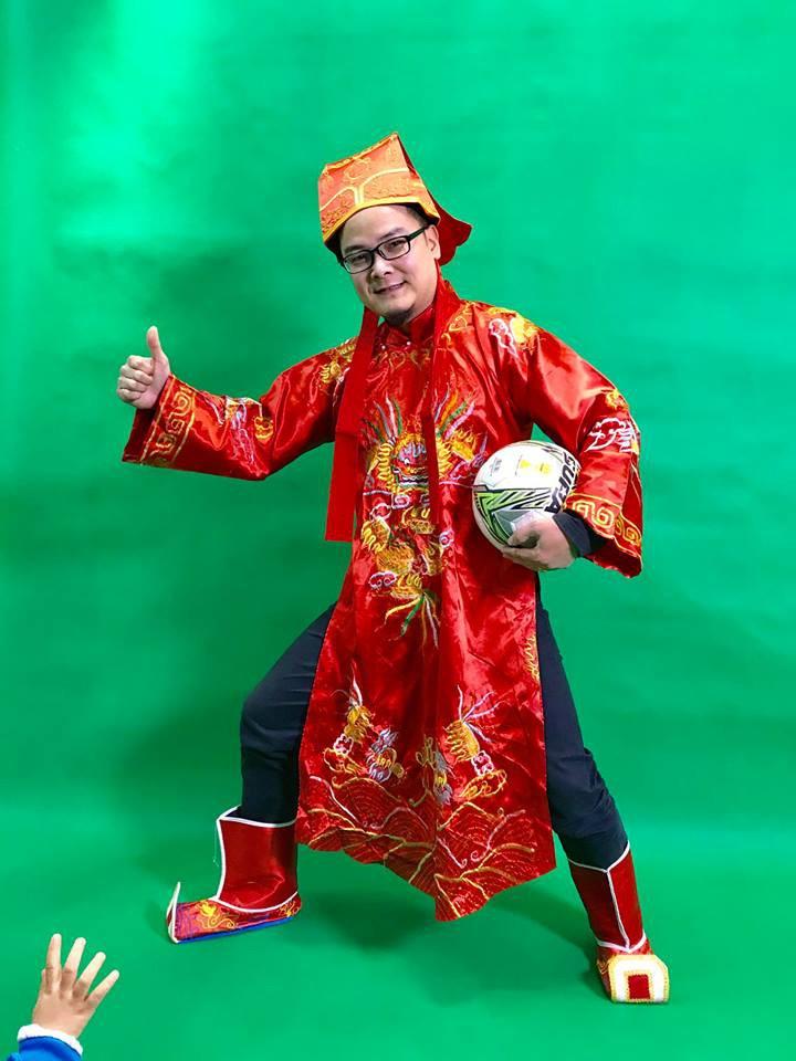 Rocker Việt ca ngợi HLV Park Hang Seo trên nền nhạc Gangnam Style - Ảnh 3.