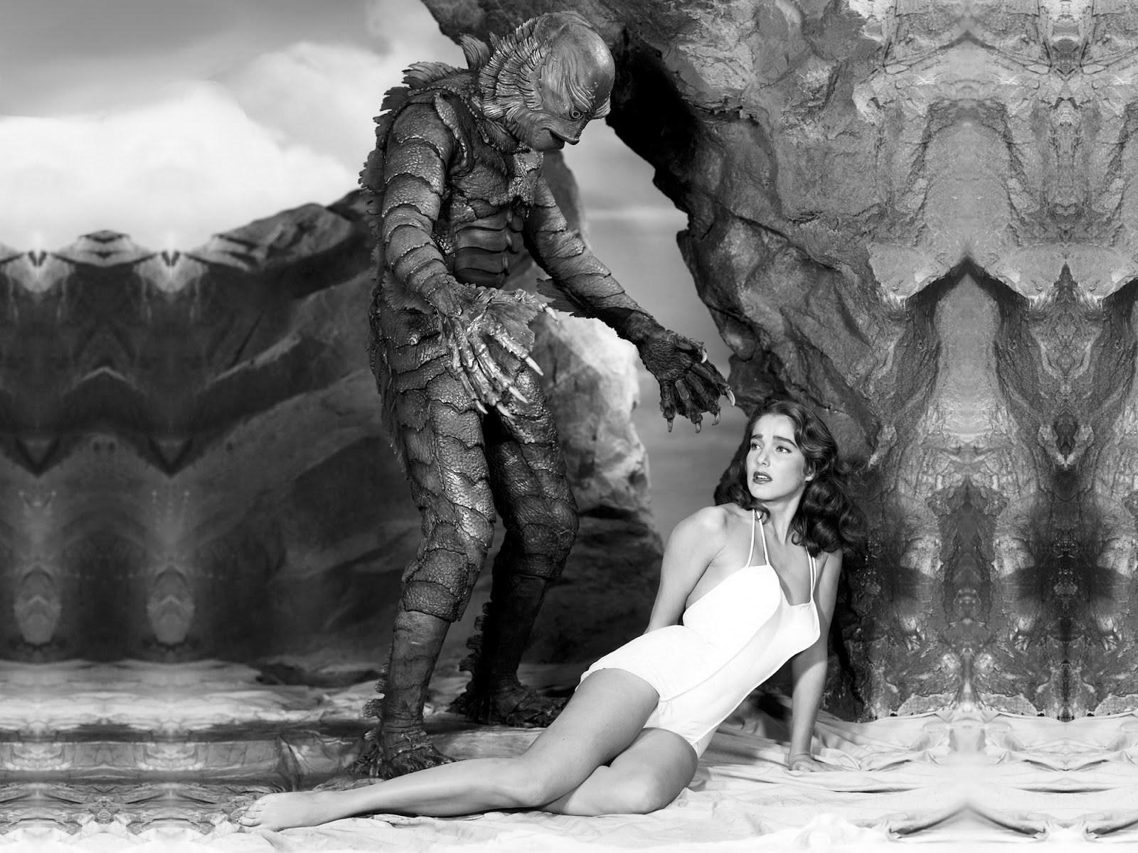 Thủy quái Đầm lầy đen - Phiên bản lỗi của chàng người cá gợi tình trong The Shape of Water - Ảnh 3.