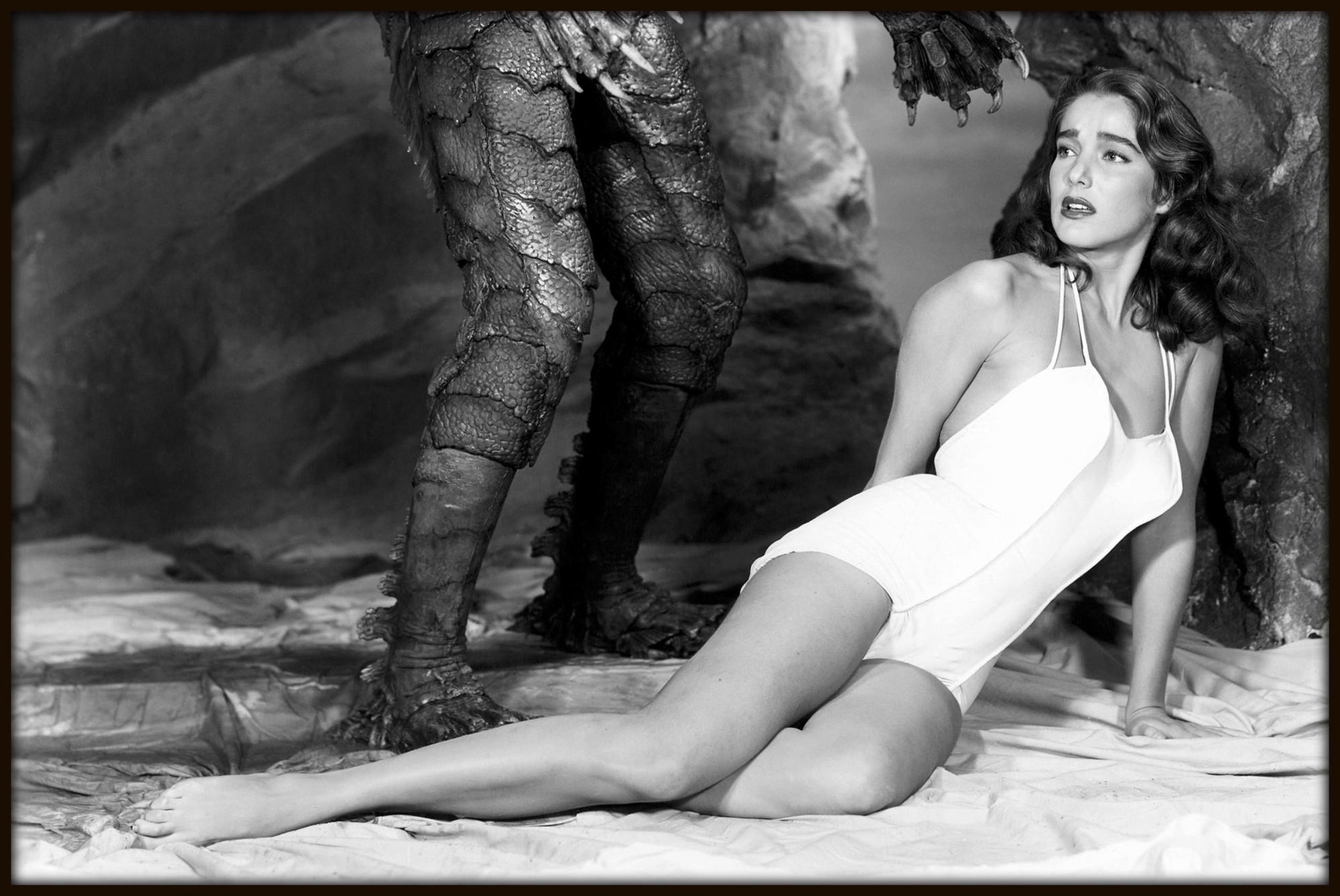 Thủy quái Đầm lầy đen - Phiên bản lỗi của chàng người cá gợi tình trong The Shape of Water - Ảnh 7.