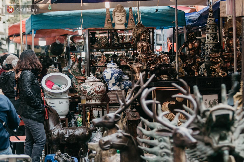 Chùm ảnh: Ghé thăm chợ hoa truyền thống lâu đời nhất Hà Nội - cả năm chỉ họp đúng một phiên duy nhất - Ảnh 13.
