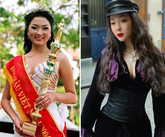 Dàn mỹ nhân Hoa hậu Việt Nam đăng quang gần 20 năm vẫn xinh đẹp, sắc sảo đến phát hờn - Ảnh 14.