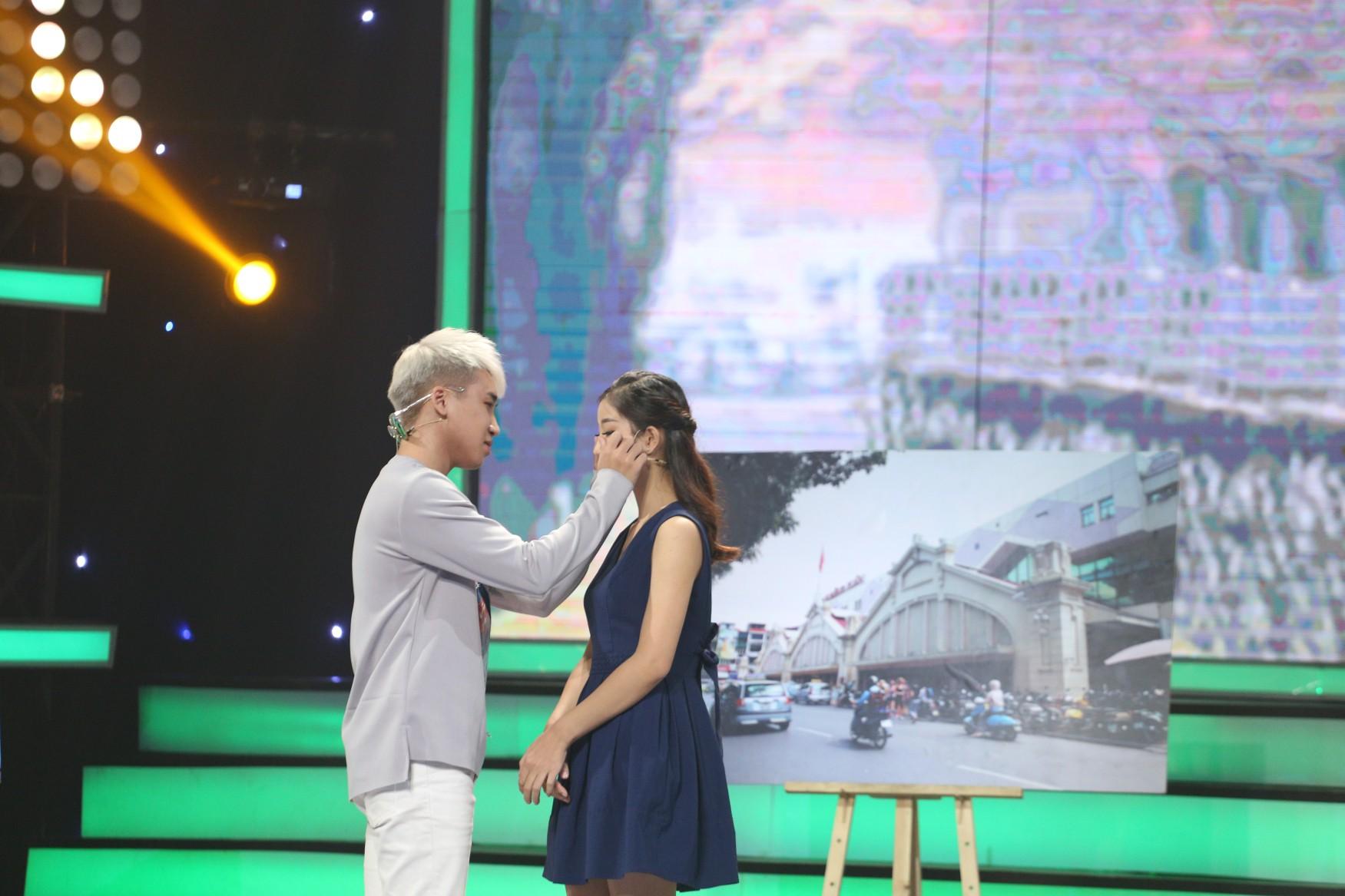 Vì yêu mà đến: Huy Cung khiến cô gái đẹp như Chi Pu rơi nước mắt - Ảnh 6.