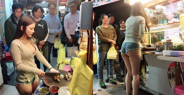 Thuê nam ngực trần, nữ diện bikini phục vụ khách, quán lẩu bị cộng đồng mạng ném đá vì làm lố quá đà - Ảnh 4.