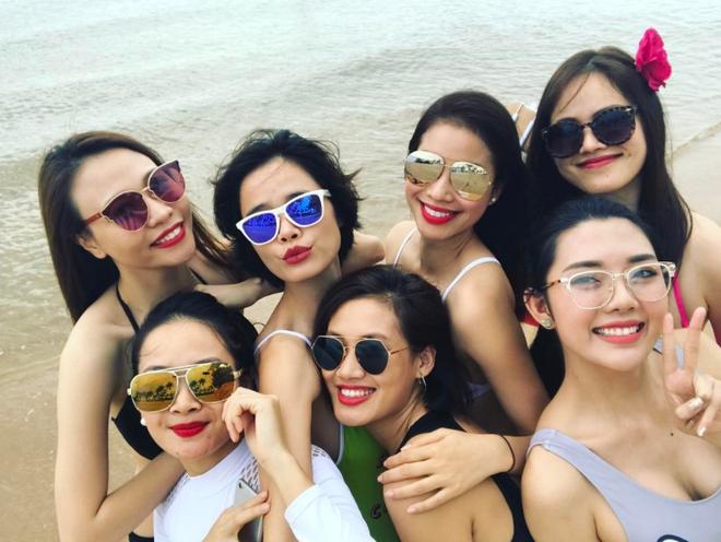 Nhan sắc của Đàm Thu Trang - bạn gái Cường Đô La thuở đi thi Next Top Model - Ảnh 6.