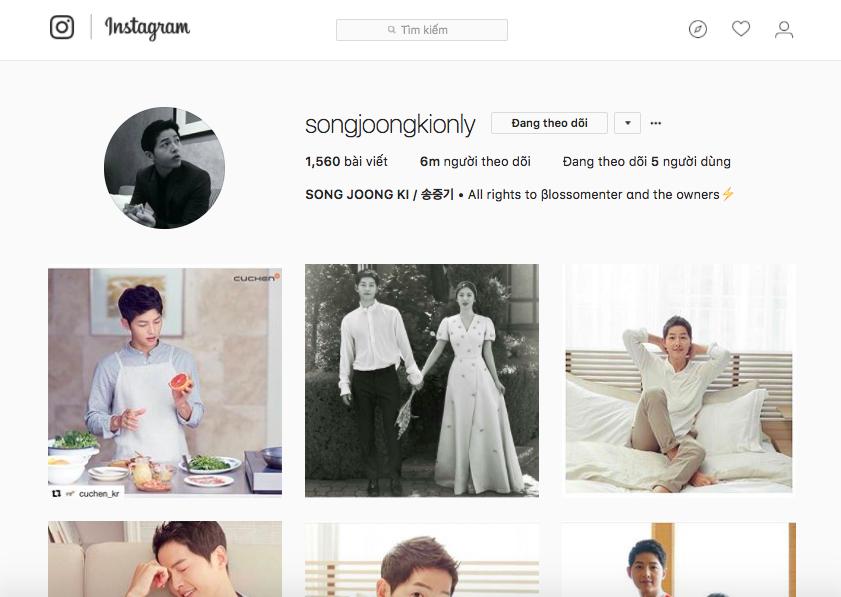 Song Joong Ki tự tay đăng ảnh cưới để kỷ niệm 100 ngày cưới Song Hye Kyo, nhưng sự thật là gì? - Ảnh 5.