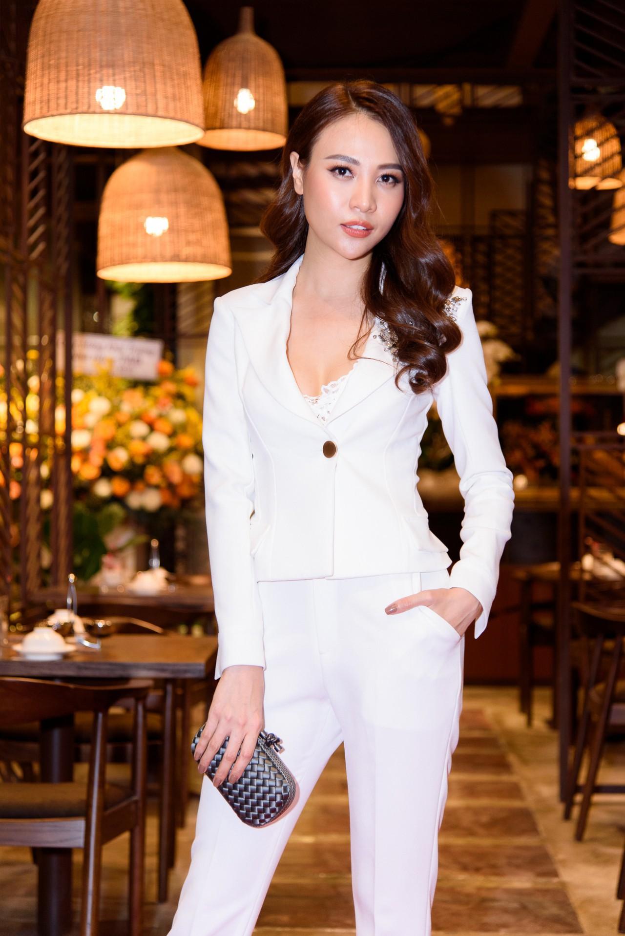 Nhan sắc của Đàm Thu Trang - bạn gái Cường Đô La thuở đi thi Next Top Model - Ảnh 8.