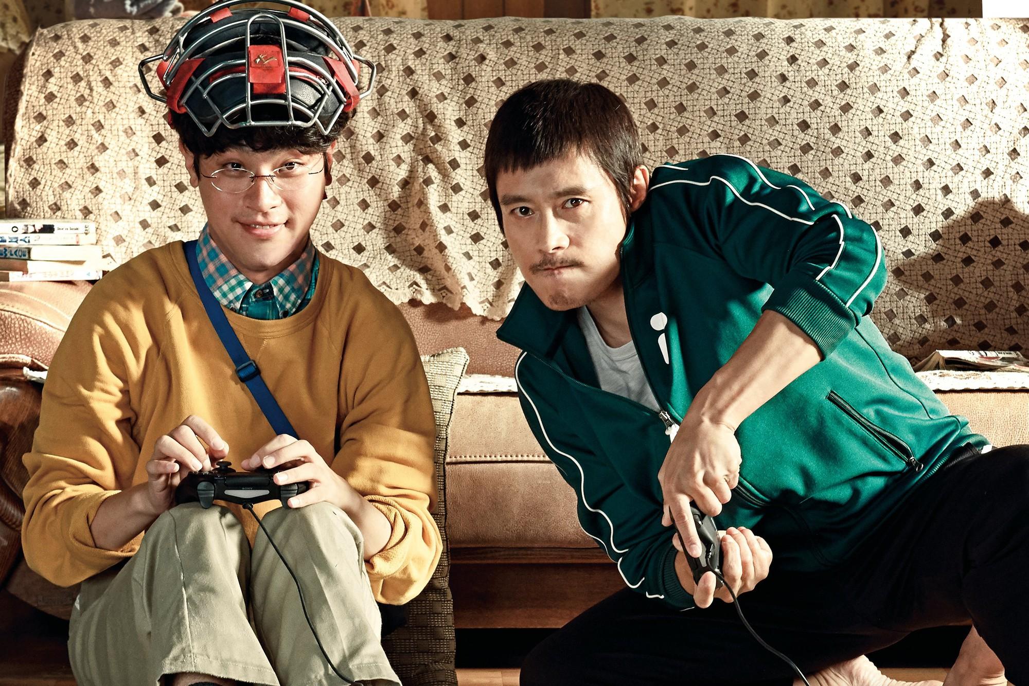 Xin Chào, Cậu Em Khác Người! - Khóc ngon lành vì mẹ con Lee Byung Hun - Ảnh 5.