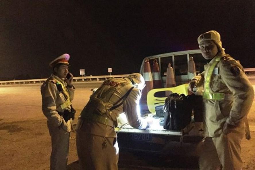Thực hư vụ CSGT Bắc Giang hành hung người vi phạm tốc độ - Ảnh 1.