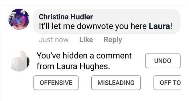 Facebook chính thức tiết lộ đang thử nghiệm nút downvote, thay cho nút dislike - Ảnh 3.