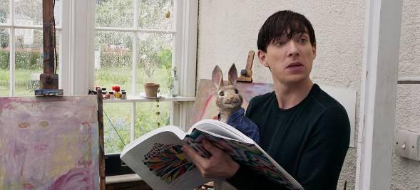 Chú Thỏ Peter tinh nghịch sẽ khuấy đảo màn ảnh rộng mùa Tết 2018 - Ảnh 5.