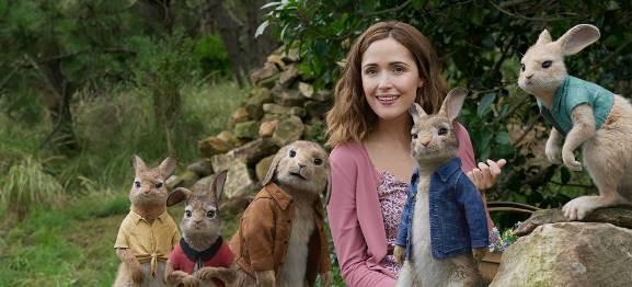Chú Thỏ Peter tinh nghịch sẽ khuấy đảo màn ảnh rộng mùa Tết 2018 - Ảnh 6.