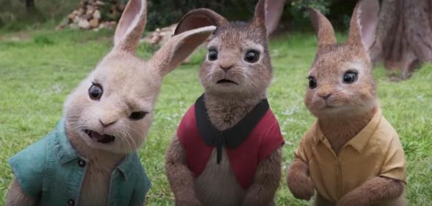 Chú Thỏ Peter tinh nghịch sẽ khuấy đảo màn ảnh rộng mùa Tết 2018 - Ảnh 7.
