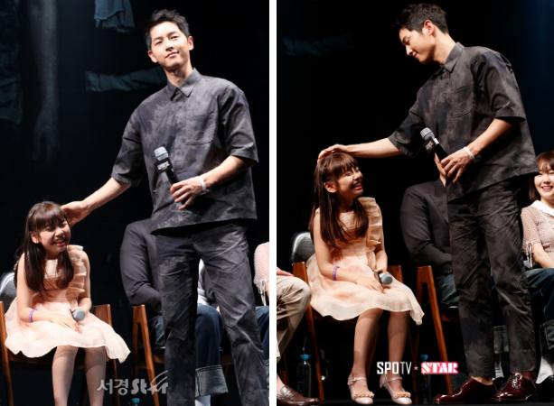 Đây là 7 diễn viên nhí được loạt mĩ nam top đầu xứ Hàn cưng chiều như báu vật - Ảnh 19.