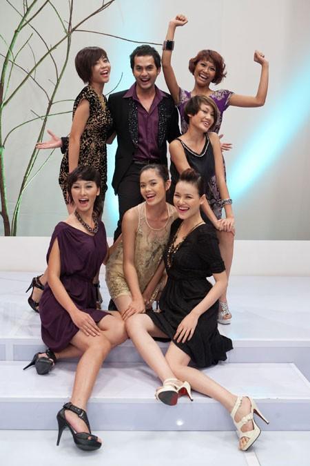 Nhan sắc của Đàm Thu Trang - bạn gái Cường Đô La thuở đi thi Next Top Model - Ảnh 5.