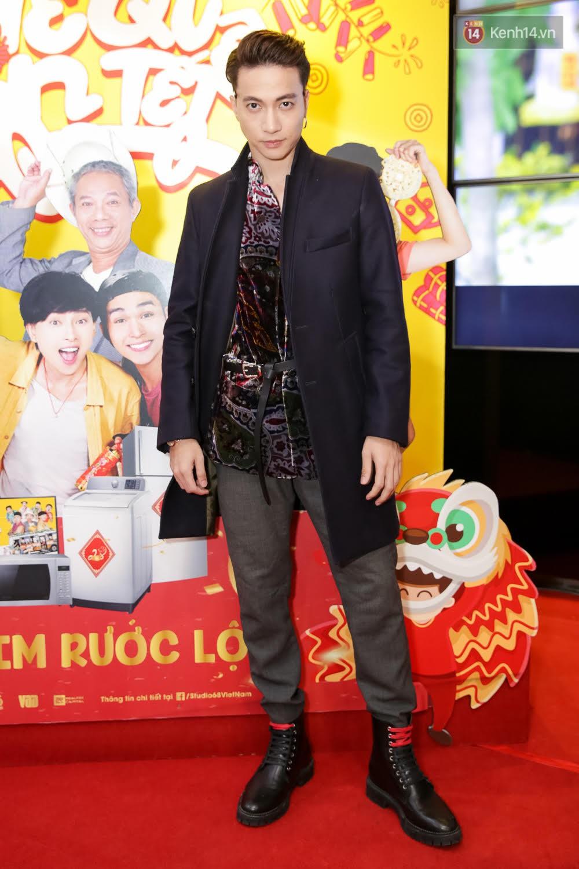 Đông Nhi, Isaac, Rocker cùng dàn sao Việt nô nức trẩy hội, ủng hộ phim Tết của Ngô Thanh Vân - Ảnh 5.