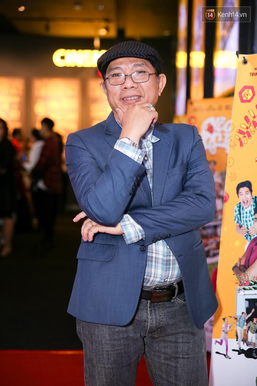 Đông Nhi, Isaac, Rocker cùng dàn sao Việt nô nức trẩy hội, ủng hộ phim Tết của Ngô Thanh Vân - Ảnh 13.