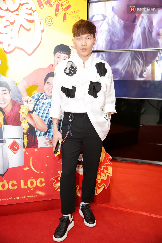Đông Nhi, Isaac, Rocker cùng dàn sao Việt nô nức trẩy hội, ủng hộ phim Tết của Ngô Thanh Vân - Ảnh 19.