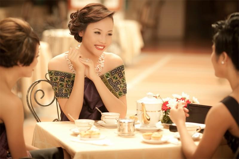 Nhan sắc của Đàm Thu Trang - bạn gái Cường Đô La thuở đi thi Next Top Model - Ảnh 3.
