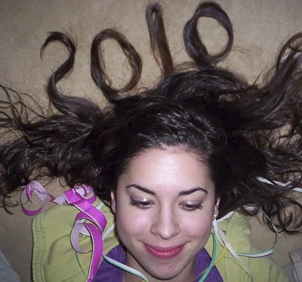 Chụp ảnh cực dị đón năm mới, cô gái này được cả trăm nghìn người chú ý trên Instagram - Ảnh 3.