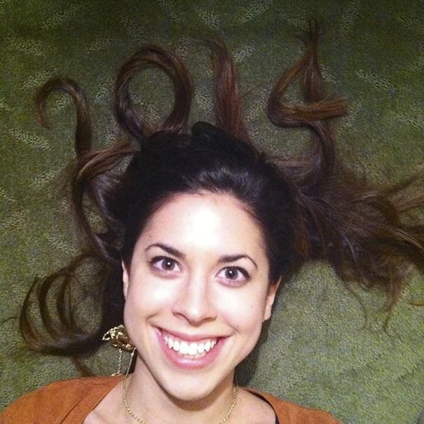 Chụp ảnh cực dị đón năm mới, cô gái này được cả trăm nghìn người chú ý trên Instagram - Ảnh 7.