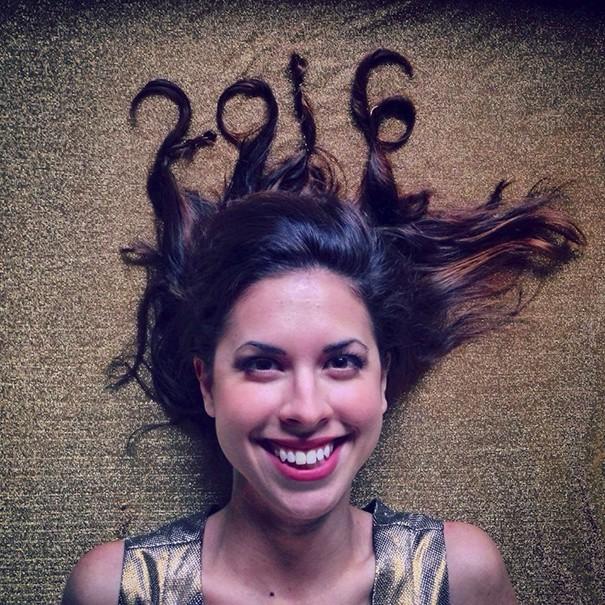 Chụp ảnh cực dị đón năm mới, cô gái này được cả trăm nghìn người chú ý trên Instagram - Ảnh 9.