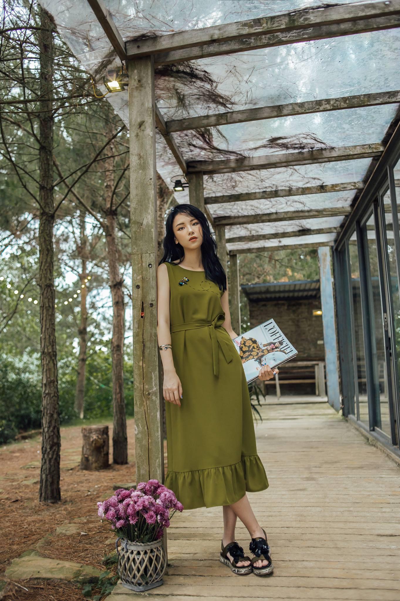 Cô nàng du học sinh Việt tại Nhật gây ấn tượng với nhan sắc ngọt ngào - Ảnh 9.