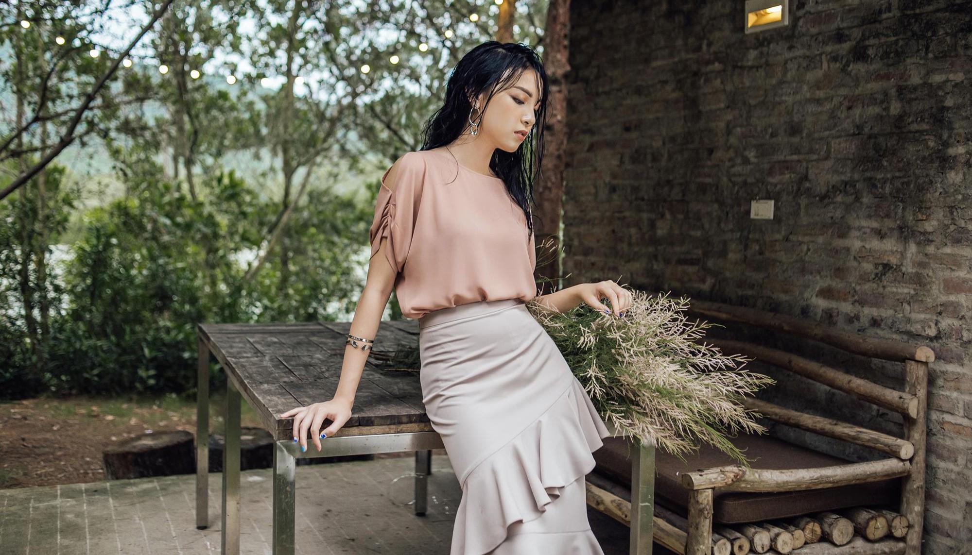 Cô nàng du học sinh Việt tại Nhật gây ấn tượng với nhan sắc ngọt ngào - Ảnh 10.