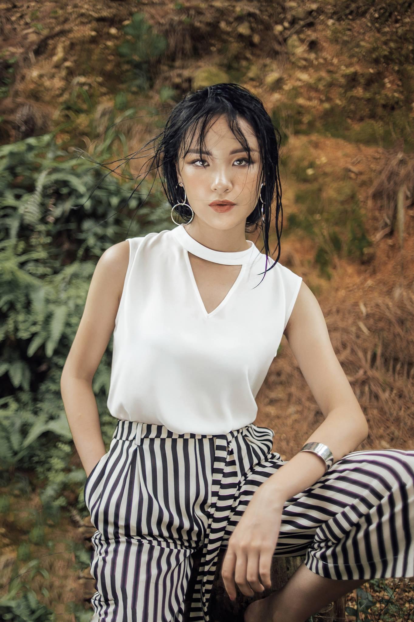 Cô nàng du học sinh Việt tại Nhật gây ấn tượng với nhan sắc ngọt ngào - Ảnh 7.