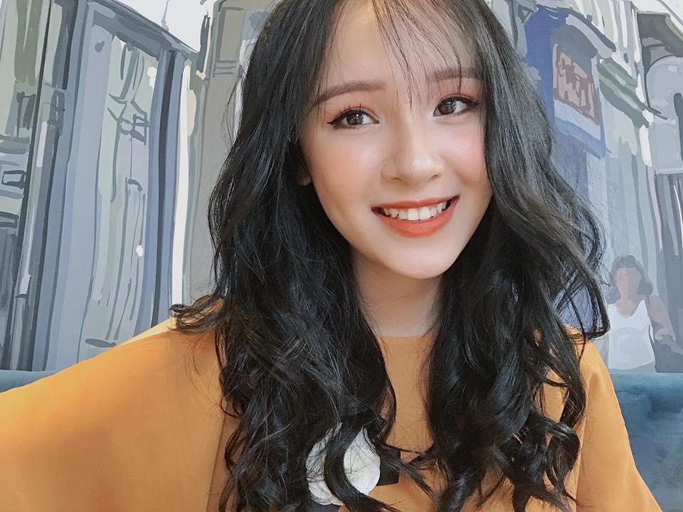 Cô nàng du học sinh Việt tại Nhật gây ấn tượng với nhan sắc ngọt ngào - Ảnh 3.