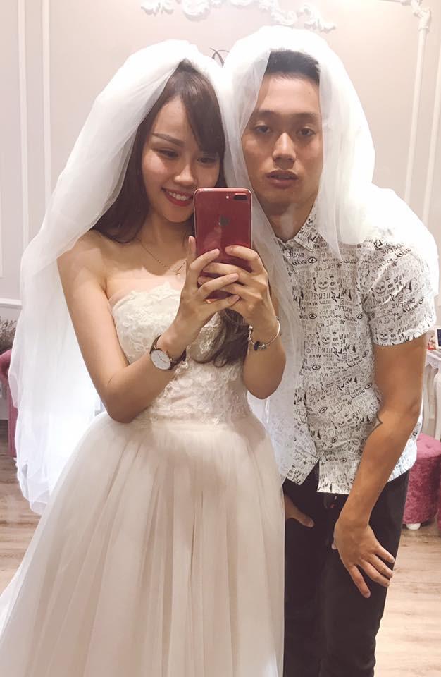 Loạt ảnh siêu lầy lội của vợ chồng Nhật Anh Trắng: Yêu thánh chế nên thế là quá bình thường! - Ảnh 12.