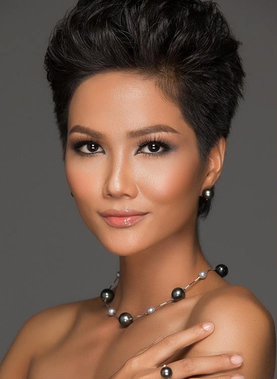 Nhan sắc và hành trình đến với vương miện của HHen Niê - Tân Hoa hậu Hoàn vũ Việt Nam 2017 - Ảnh 8.