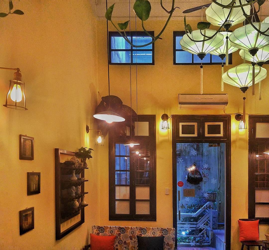 Ở Hà Nội thì phải đi check-in ngay 3 quán cafe siêu xinh này thôi trước khi nó hết hot - Ảnh 5.
