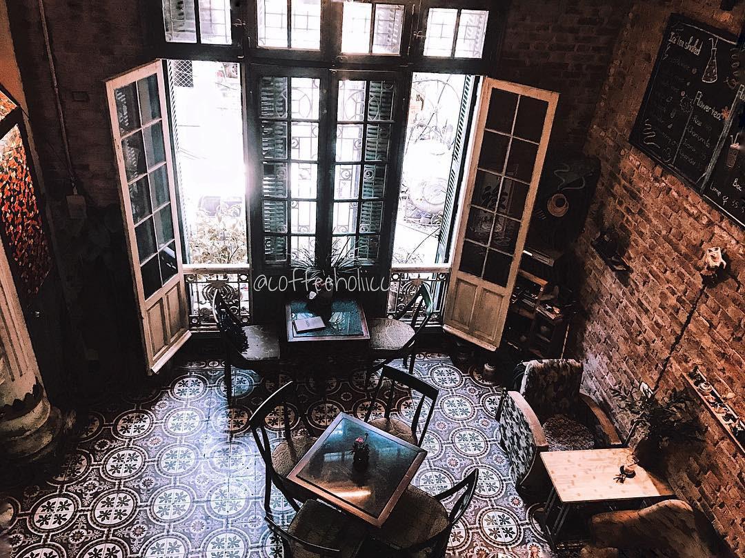 Tránh rét trong những ngày Hà Nội lạnh chết đi được ở 4 quán cafe rất xinh - Ảnh 15.