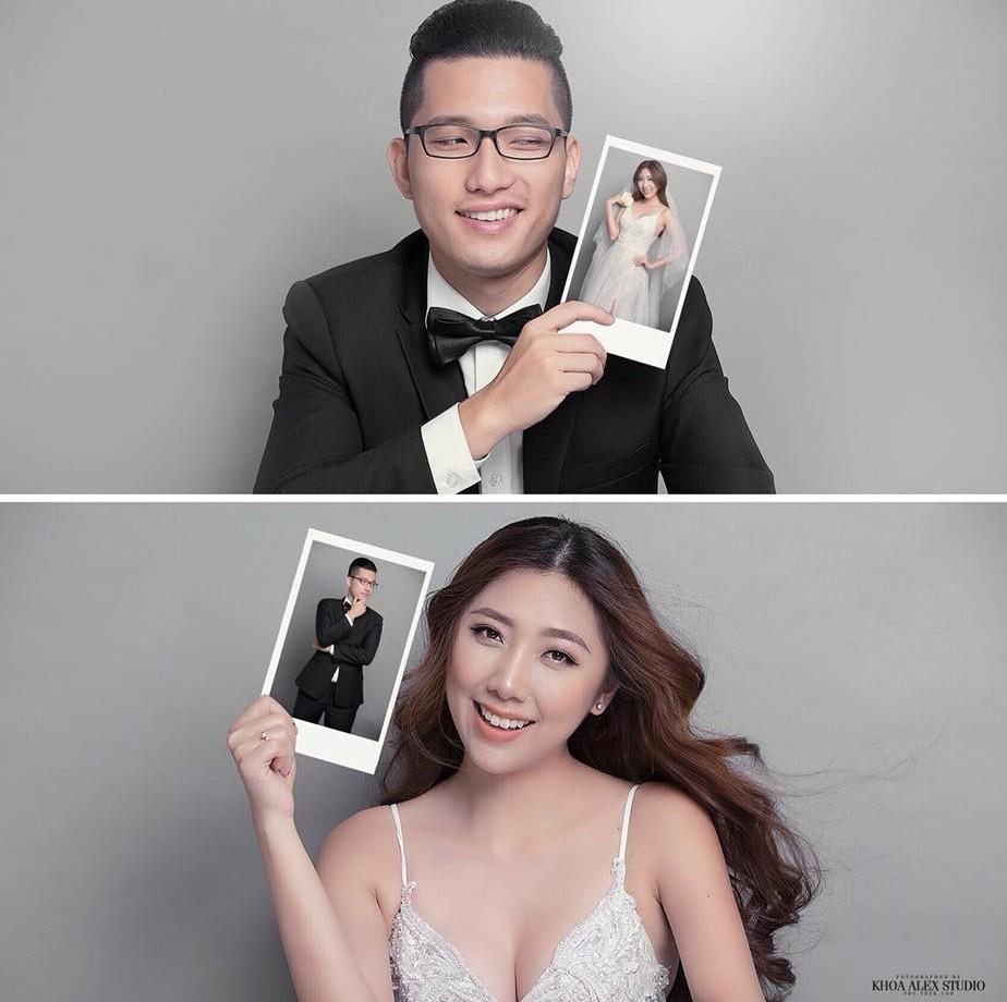 Em gái Trấn Thành kết hôn với bạn trai Hồng Kông, tung bộ ảnh cưới nhắng nhít cùng hội bạn thân - Ảnh 2.