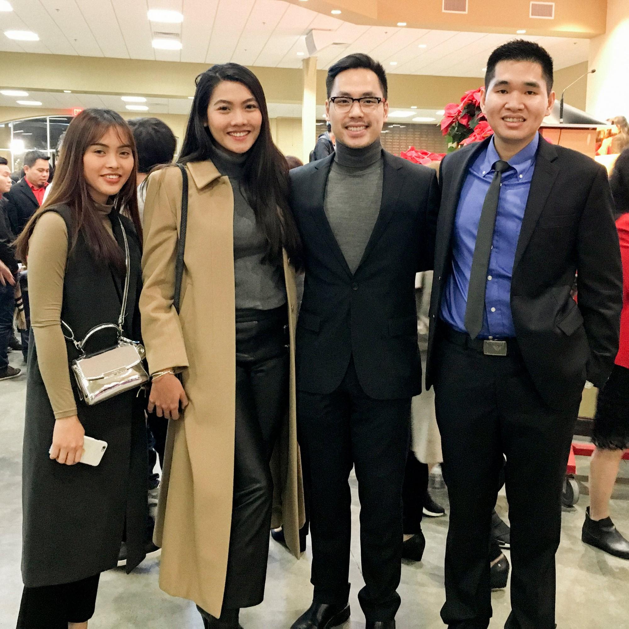 Du học sinh Việt hòa mình vào không khí chào năm mới khắp thế giới - Ảnh 17.
