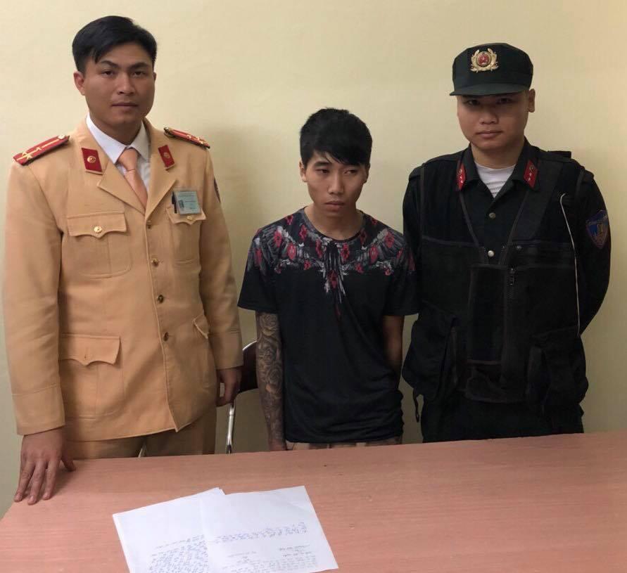 Quảng Ninh: Bắt giữ hot girl 19 tuổi tàng trữ ma tuý để sử dụng - Ảnh 1.