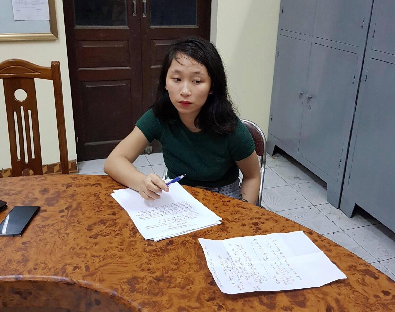 Quảng Ninh: Bắt giữ hot girl 19 tuổi tàng trữ ma tuý để sử dụng - Ảnh 2.