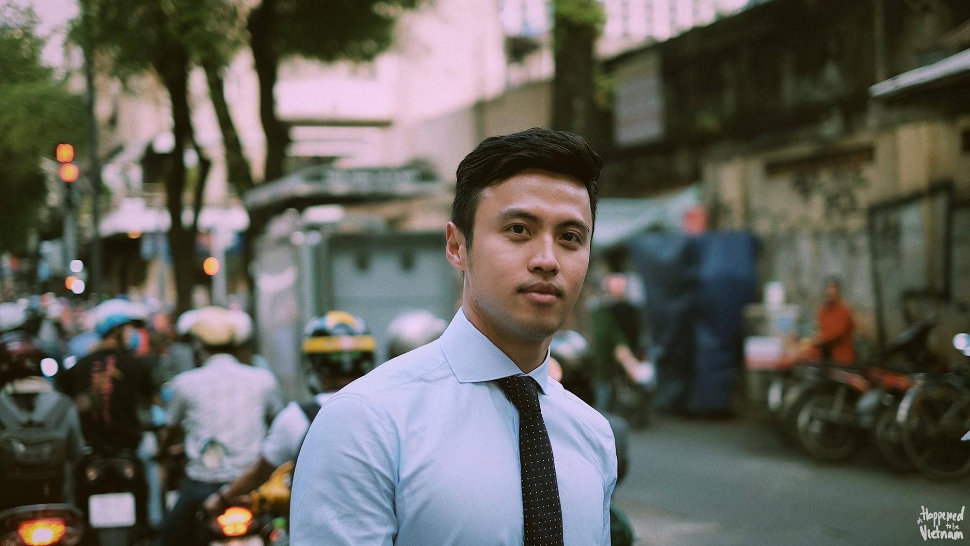 Soái ca khởi nghiệp Lê Đăng Khoa từng bị mẹ đuổi việc sau cú sốc chia tay người yêu 9 năm - Ảnh 1.